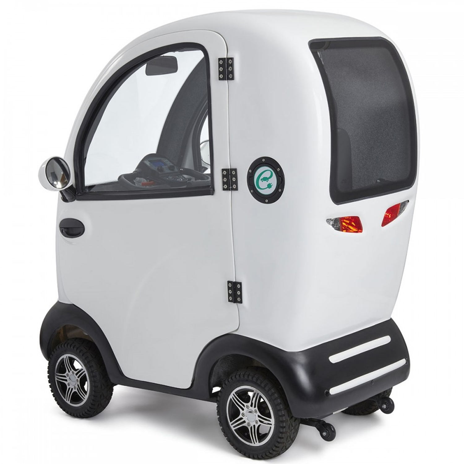 Shropshire Mobility Solutions - MK2 Cabin Car Suppliers - white cabin car for sale