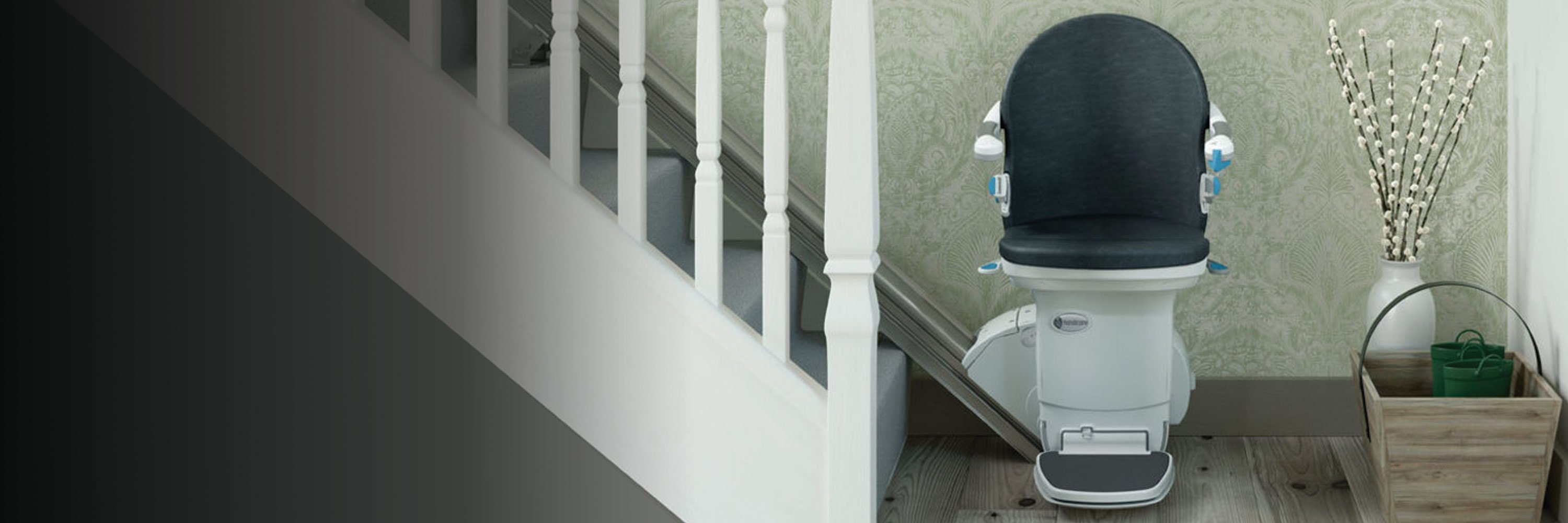 Electric Stairlifts for homes - tailored stairlifts by Shropshire Mobility Solutions