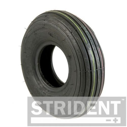 C179PNB - Replacement Mobility Scooter Tyres BLACK PNEUMATIC 260X85 (3.00-4) INNOVA RIB TYRE