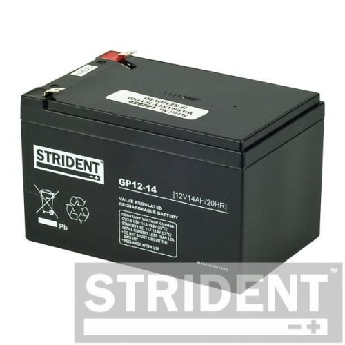 GP12-14 strident GP12-14 12v 14ah mobility scooter battery
