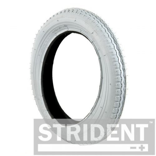 TG12C628 Replacement Mobility Scooter tyres GREY PNEUMATIC 12.5 X 2.25 TRANSIT WHEELCHAIR TYRE