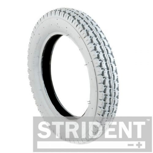 TG12C63 - Replacement Tyres for Mobility Scooters - GREY PNEUMATIC 12.5 X 2.25 POWERCHAIR TYRE