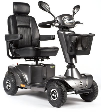 SUNRISE MEDICAL STERLING S425 Electric Mobility Scooter - Large Mobility Scooters for Sale