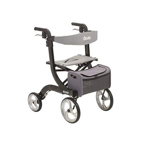 Nitro Rollators for sale - Buy 3 wheel rollators from Shropshire Mobility Solutions