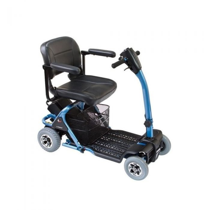 Rascal Liteway 4 Plus Mobility Scooter - Boot Size Scooters - Shropshire Mobility Solutions