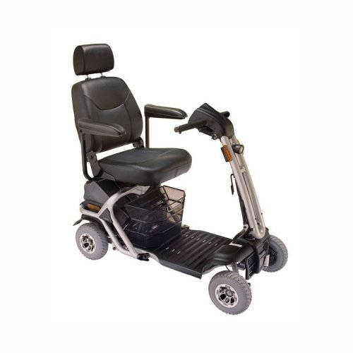 Class 3 Electric Mobility Scooters Shropshire - Rascal Liteway 8 Scooters