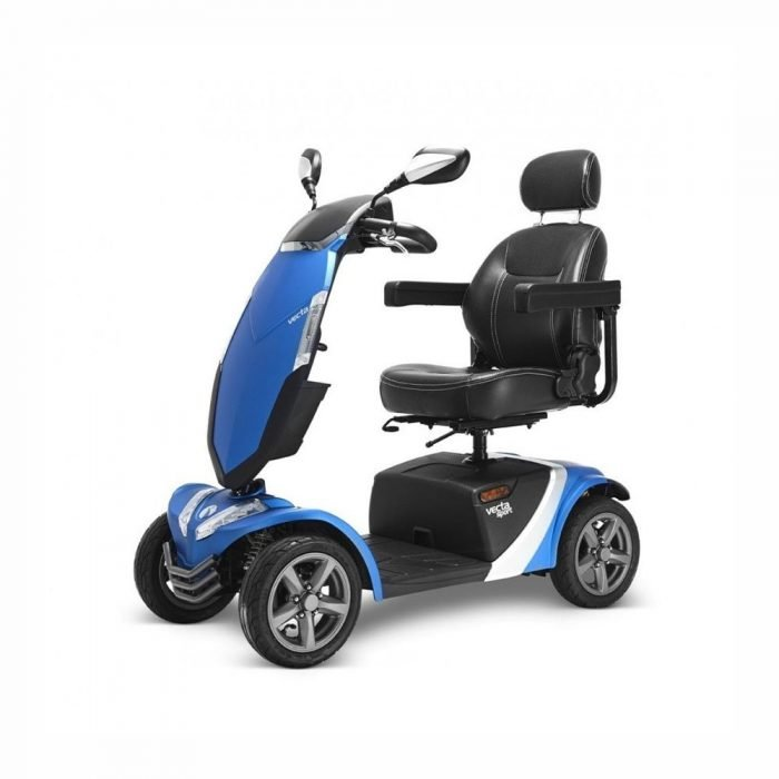 Buy Rascal Vecta Sport Electric Scooter from Shropshire Mobility Solutions Class 3 Large Mobility Scooters