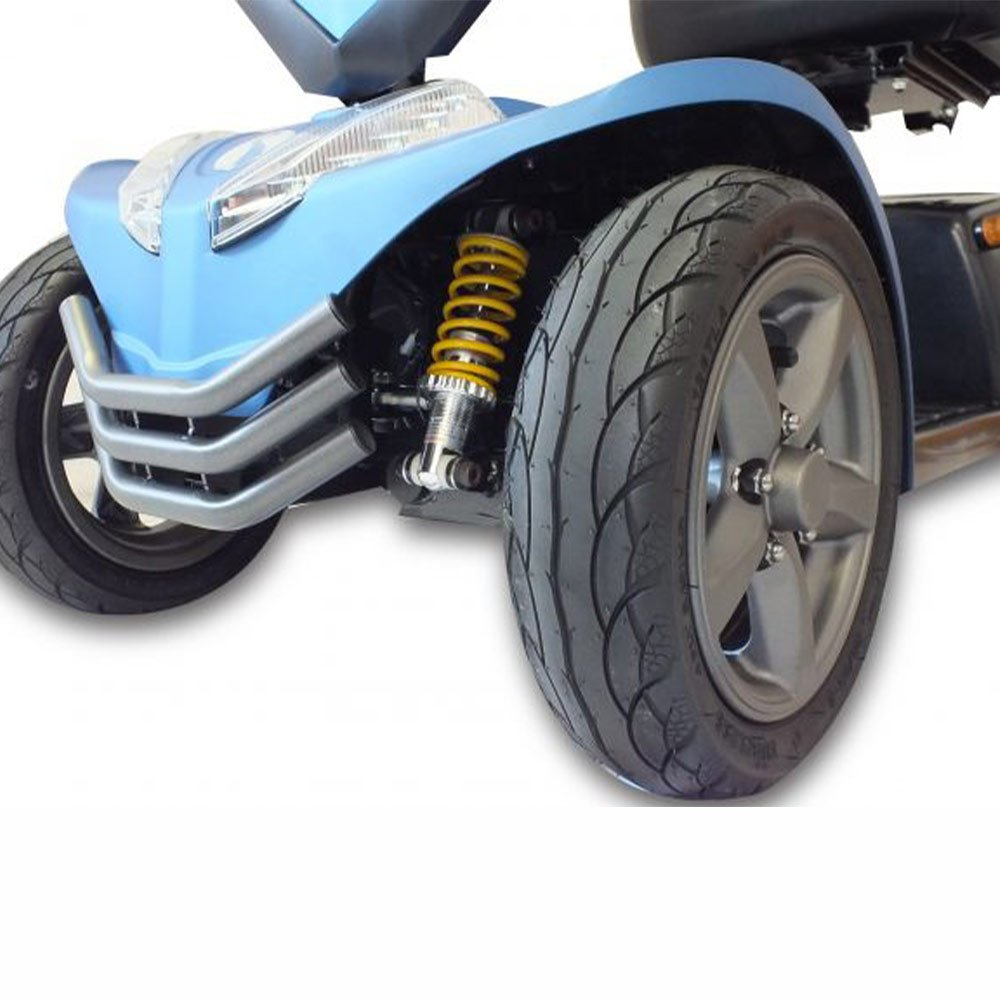 Rascal Vecta Sport Mobility Scooters Shropshire - Shropshire Mobility Solutions Large Electric Scooters