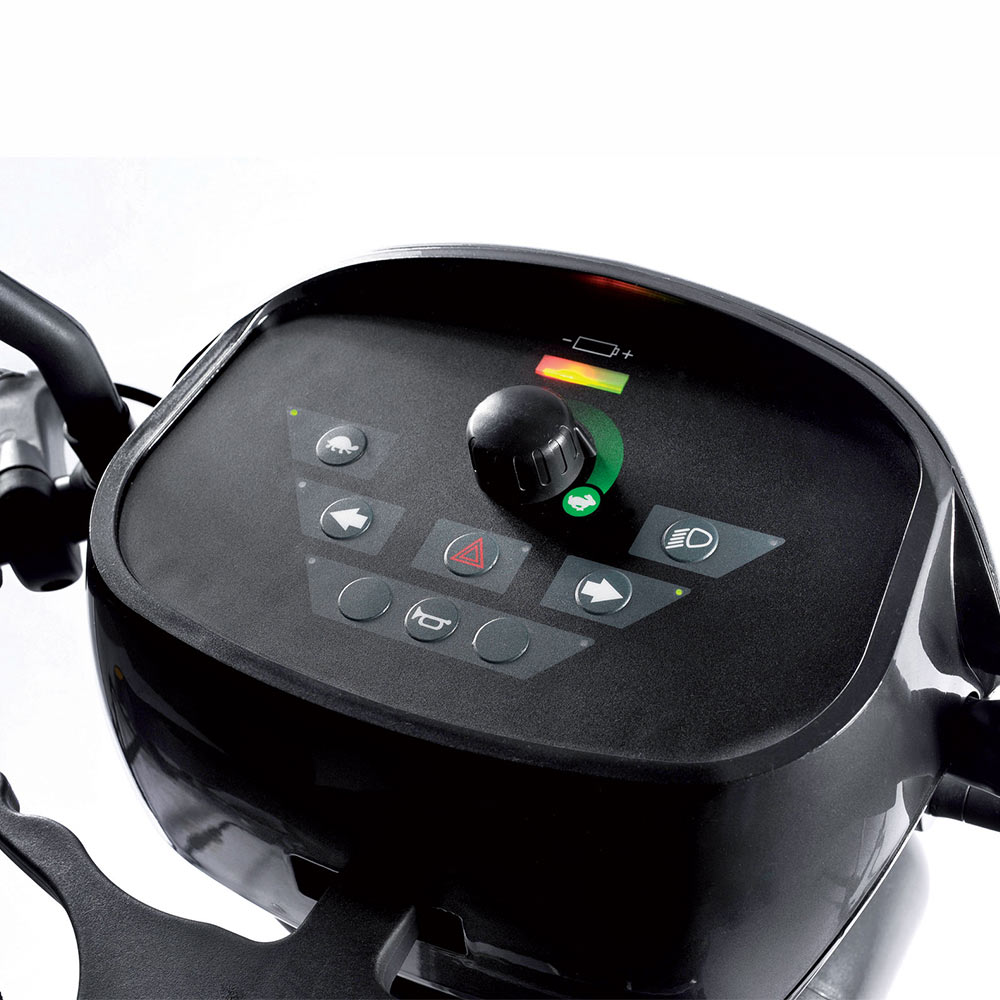 Sunrise Medical Sterling S425 Electric Mobility Scooters - Medium Size scooters for sale Shropshire Mobility Solutions Oswestry