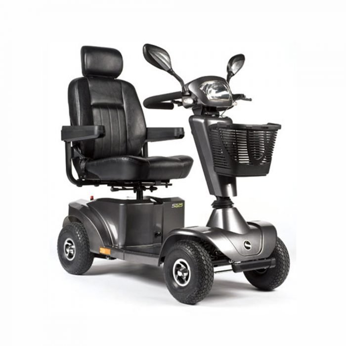 Sunrise Medical Sterling S425 Mobility Scooters - Medium Size scooters for sale Shropshire Mobility Solutions