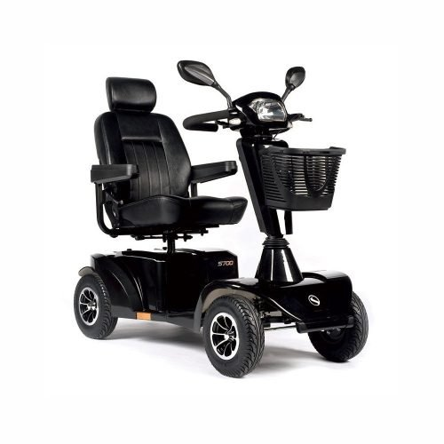 Sunrise Medical Sterling S700 Mobility Scooter Supplier Shropshire Mobility Solutions - Large Mobility scooters