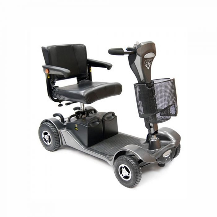 Sunrise Medical Sterling Sapphire 2 Electric Mobility Scooter -small transportable mobility scooter suppliers shropshire mobility solutions