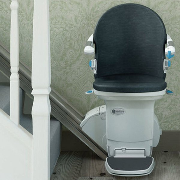 Electric Stairlifts for homes - curved stairlifts - straight stairlifts - shropshire mobility solutions